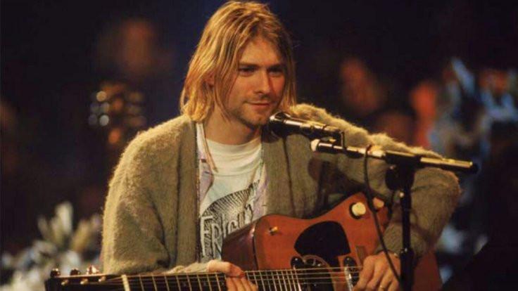 Kurt Cobain anılacak