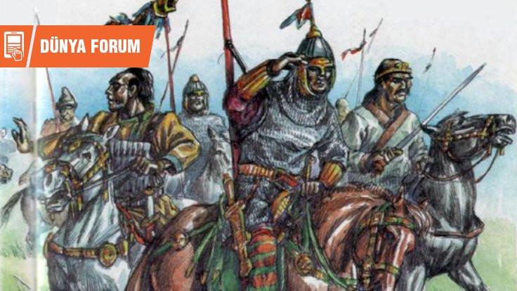 Hunlar: Çin'den Orta Avrupa'ya uzanan bir tarih