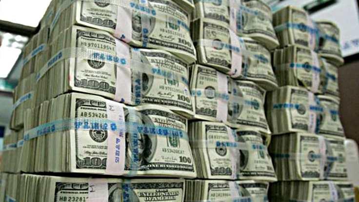 Hazine garantili dış borçlar yüzde 1,8 arttı