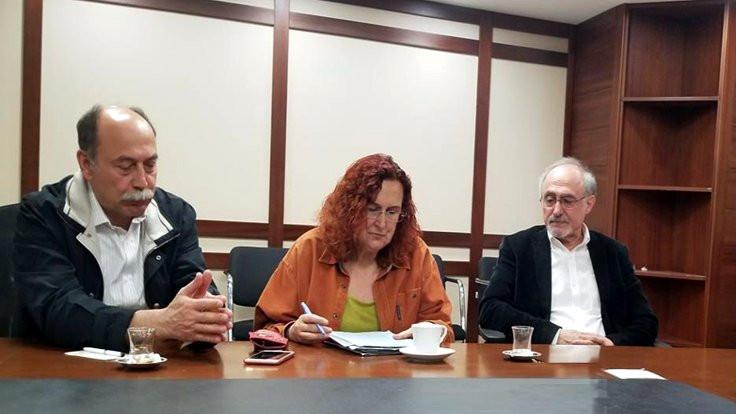 Demokrasi İçin Birlik'ten CHP'ye seçim öncesi ziyaret