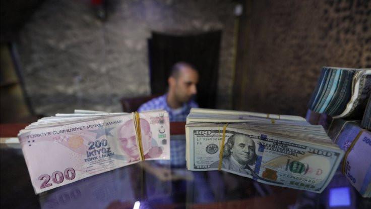 Suriye açıklamaları doları yükseltti