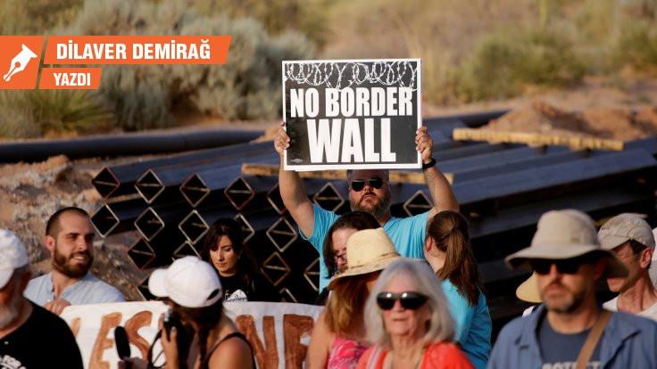 Meksika sınır duvarının doğal yaşama maliyeti