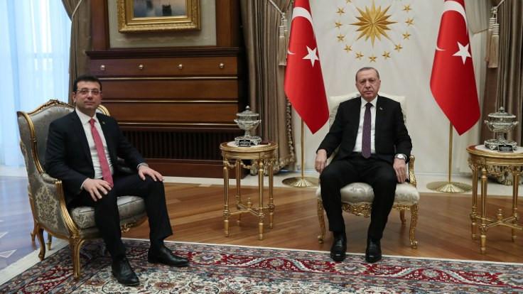 Ekrem İmamoğlu: Erdoğan'dan oyunu istedim