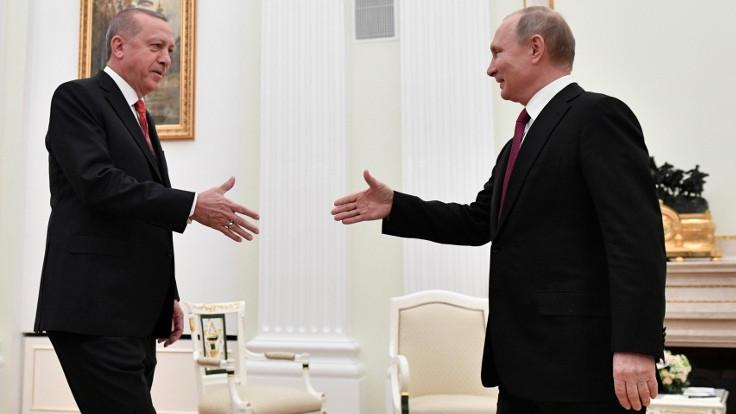 Putin: Büyük projelerimiz gerçekleşiyor