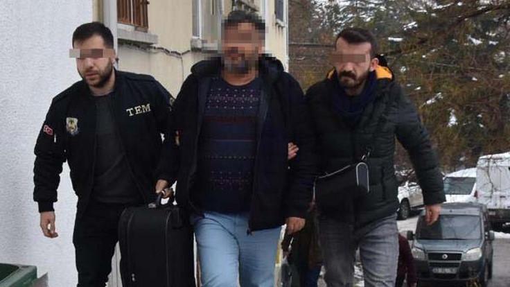 7 asker gözaltına alındı