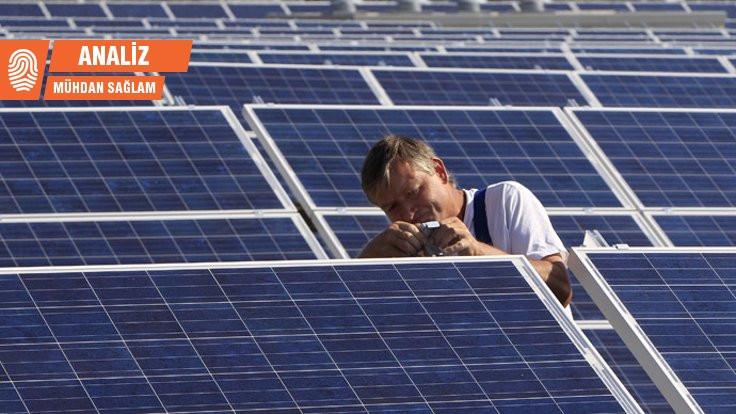Enerji karnemiz: Güneşi Almanya aldı!