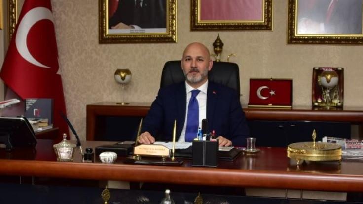 AK Parti Samsun İl Başkanı görevdenalındı