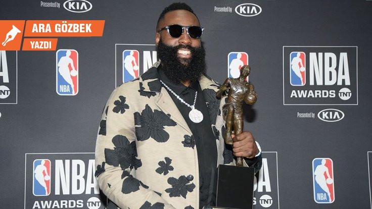NBA'in 'en değerli oyuncusu' kriteri