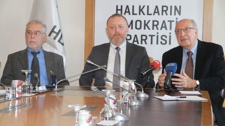 Baskın Oran: HDP çok rasyonel hesap yapıyor