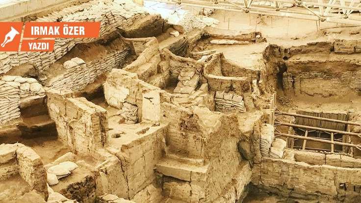 9400 yıllık macera: Çatalhöyük
