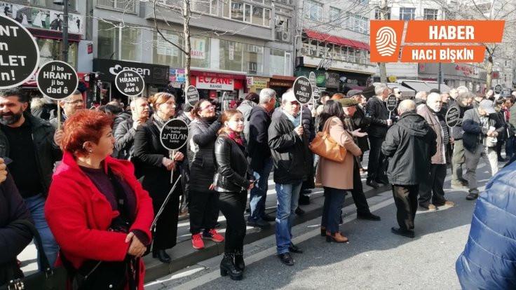 Hrant Dink anılıyor: 12 yıl geçti, acımız hafiflemedi