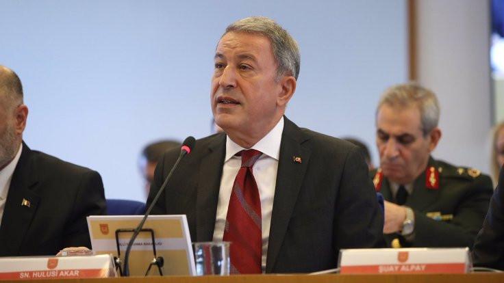 Akar'dan Libyalı general Hafter'e: Karşılık veririz