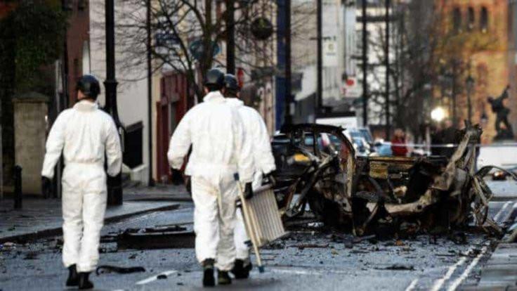 Kuzey İrlanda'da 'Yeni IRA' şüphesi