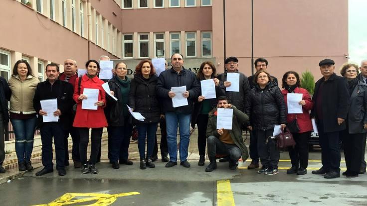 Aydın Söke'de CHP'den 26 istifa