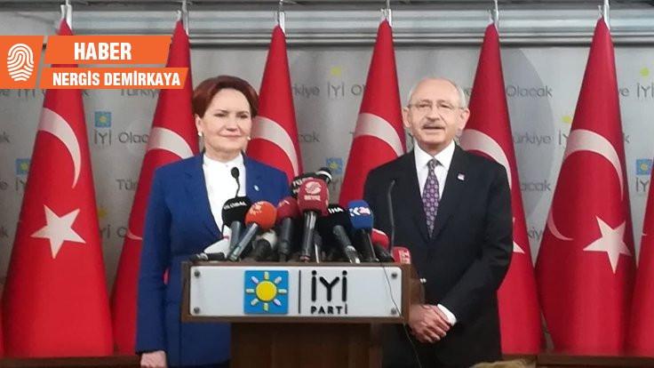 CHP-İYİ Parti'den 49 ilde ittifak kararı