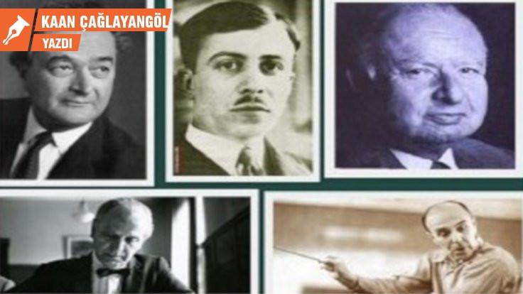 Müzikte çağdaşlık ve Türk Beşleri