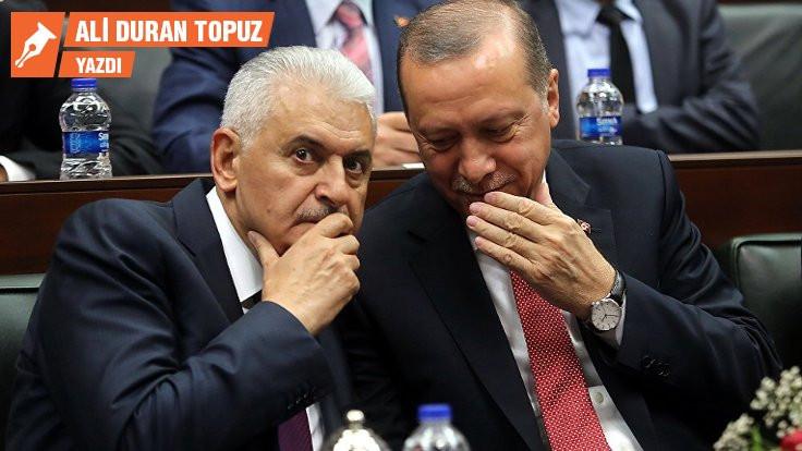 Erdoğan: Konuşan anayasa