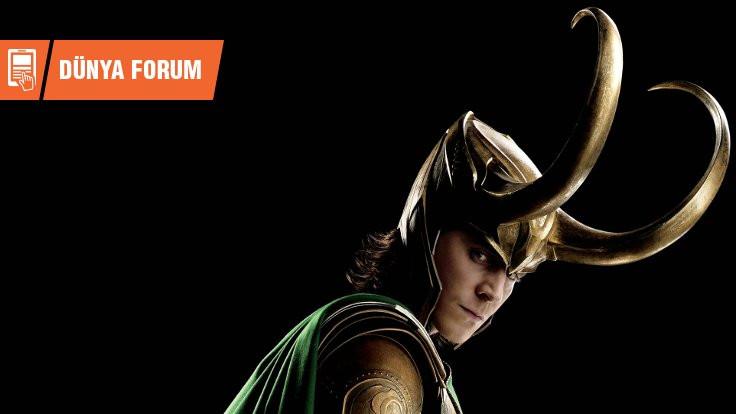 Tanrı Loki: Bir elinde cımbız bir elinde ayna…