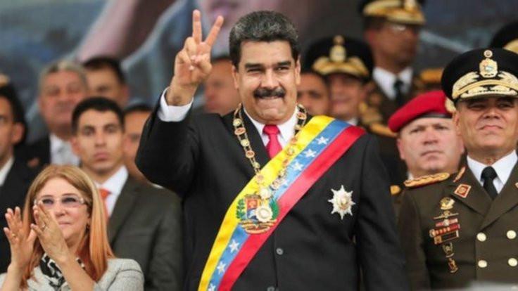 Sol partilerden ABD'ye Venezuela tepkisi