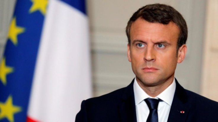 Macron: Kürt güçler muhafaza edilmeli