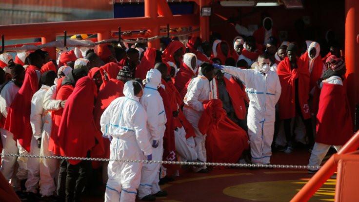 Malta göçmenlere limanlarını açtı