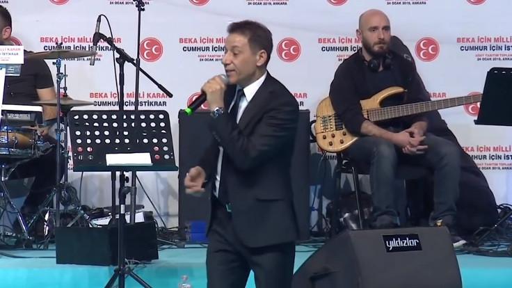 'MHP'nin seçim şarkısının müziği eski bir Kürtçe şarkıyla aynı' iddiası