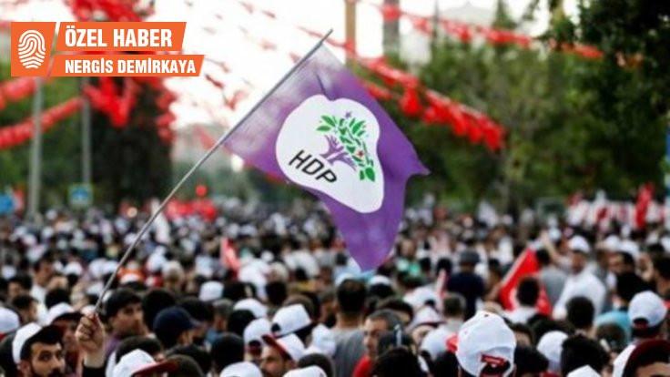 HDP'de eğilim: 5-6 ilde aday çıkarmamak