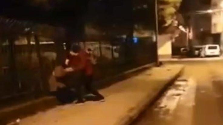 Bıçaklı saldırı kurgu çıktı