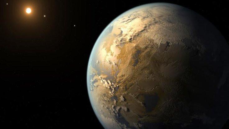 Yaşam belirtisi olan yeni bir gezegen bulundu