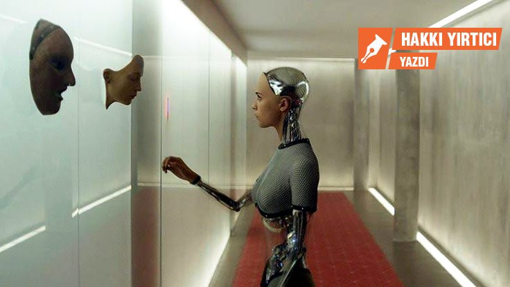 Bir robot hayattan ne ister?