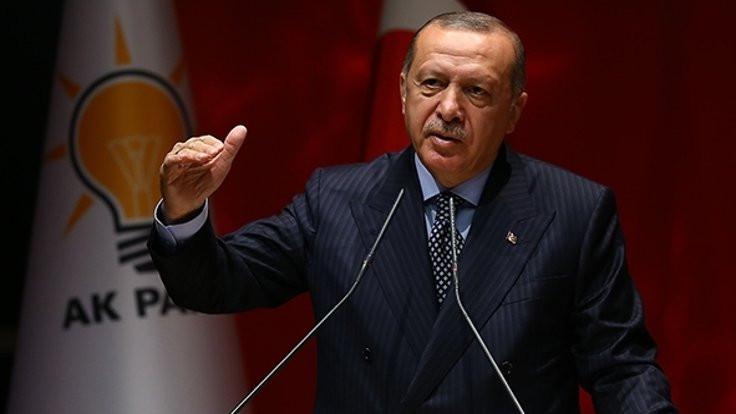 Erdoğan: CHP sandıktan çıkana saygı duymadı