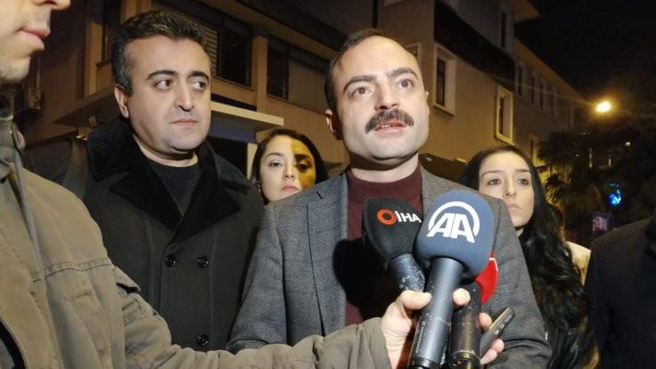 Eyüp'te CHP'li başkana saldırı