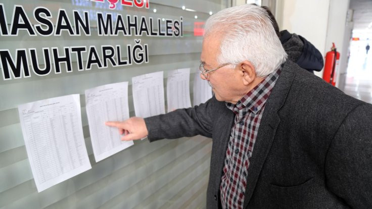 Seçmen kayıtlarının taşınmadığı iddiaları Meclis gündeminde