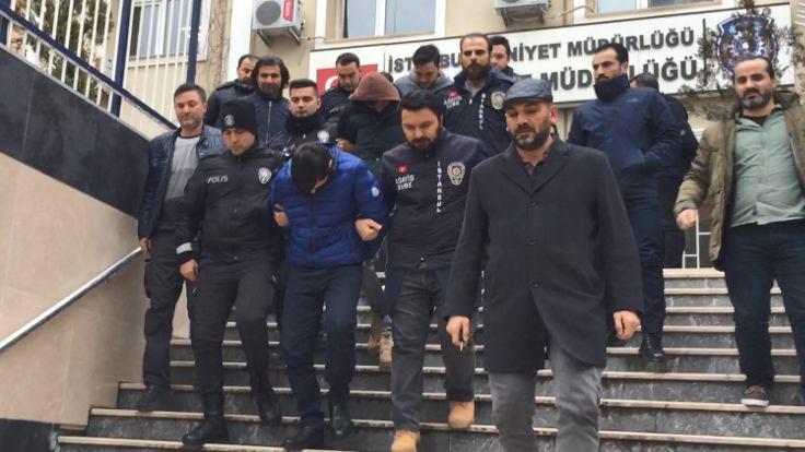Taraftar cinayetine 5 tutuklama