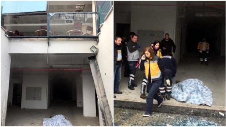 Tekirdağ'da patlamada 2 kişi hayatını kaybetti