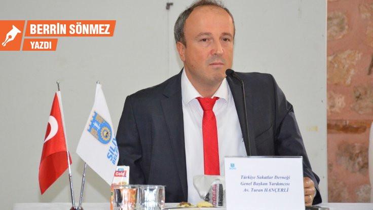 Sivil toplum, demokratik yönetişim, Turan Hançerli