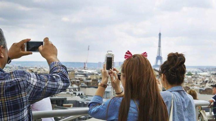 Küresel turist sayısı 1.4 milyar