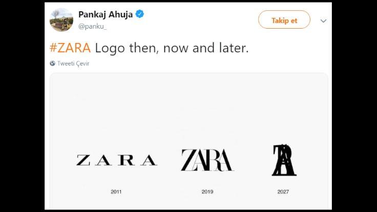 Twitter'dan Zara'ya logo önerileri! - Sayfa 4