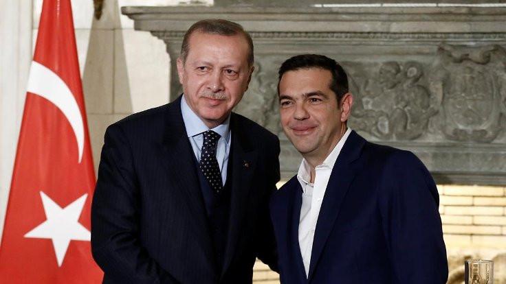 Çipras ve Erdoğan görüşmesi gerçekleşti