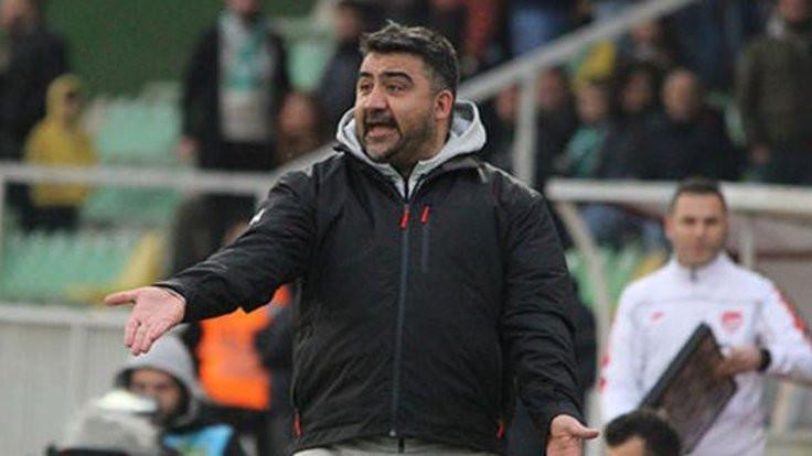 Giresunspor'a teknik direktör dayanmıyor