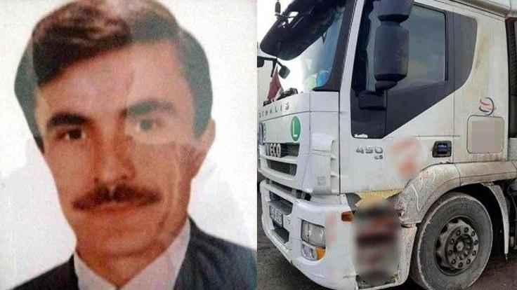 Türkiyeli şoför Ukrayna'da öldürüldü