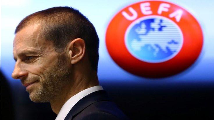 Ceferin yeniden UEFA Başkanı oldu