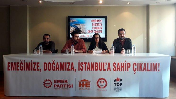 EMEP, TİP, Halkevleri ve TÖPG seçimde ortak hareket edecek