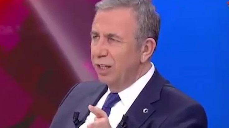 AK Parti anketini Mansur Yavaş açıkladı!