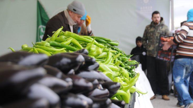 'Halkın gıdası seçim malzemesi yapılamaz!'