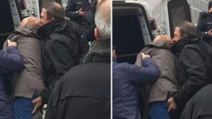 Gözaltına alınan kadın eylemciye cinsel saldırı