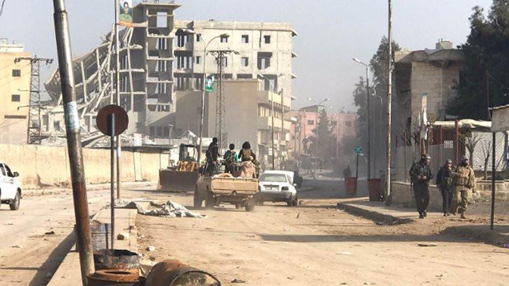 Afrin'de bombalı araç saldırısı: 1 kişi öldü, 20 kişi yaralandı