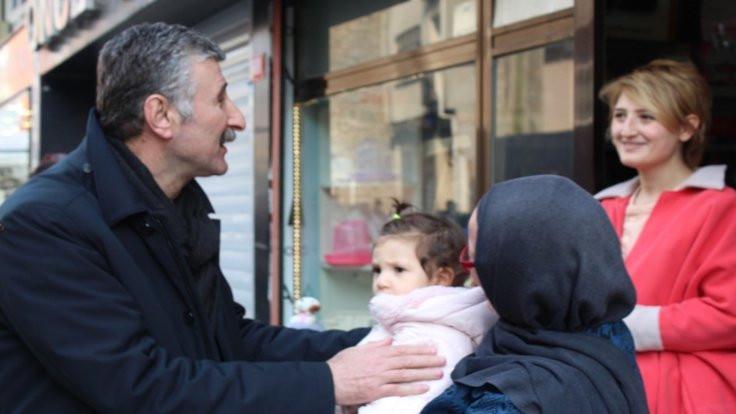 Alper Taş'tan Erdoğan'a: Şenlik için geliyoruz