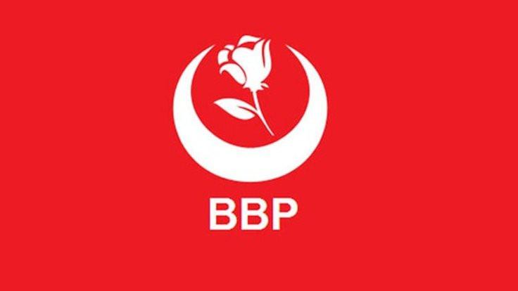 BBP Bingöl teşkilatı feshedildi