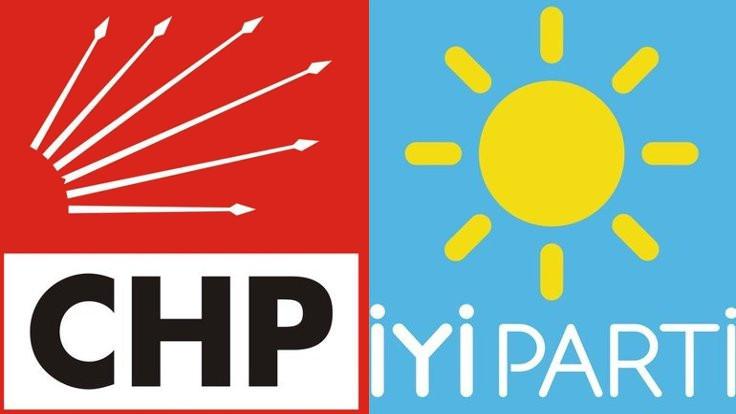CHP ve İYİ Parti 50 ilde ortak aday gösterdi